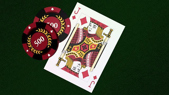 Value jack queen king blackjack