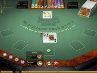 Redeal Blackjack Gold