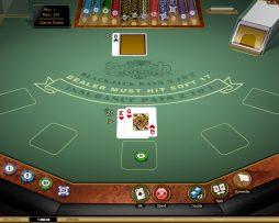 Gratis online blackjack spellen